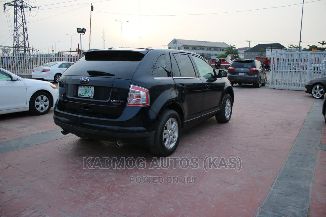 Ford Edge 2008 Black   Cars for sale in Lekki, Lagos State, Nigeria