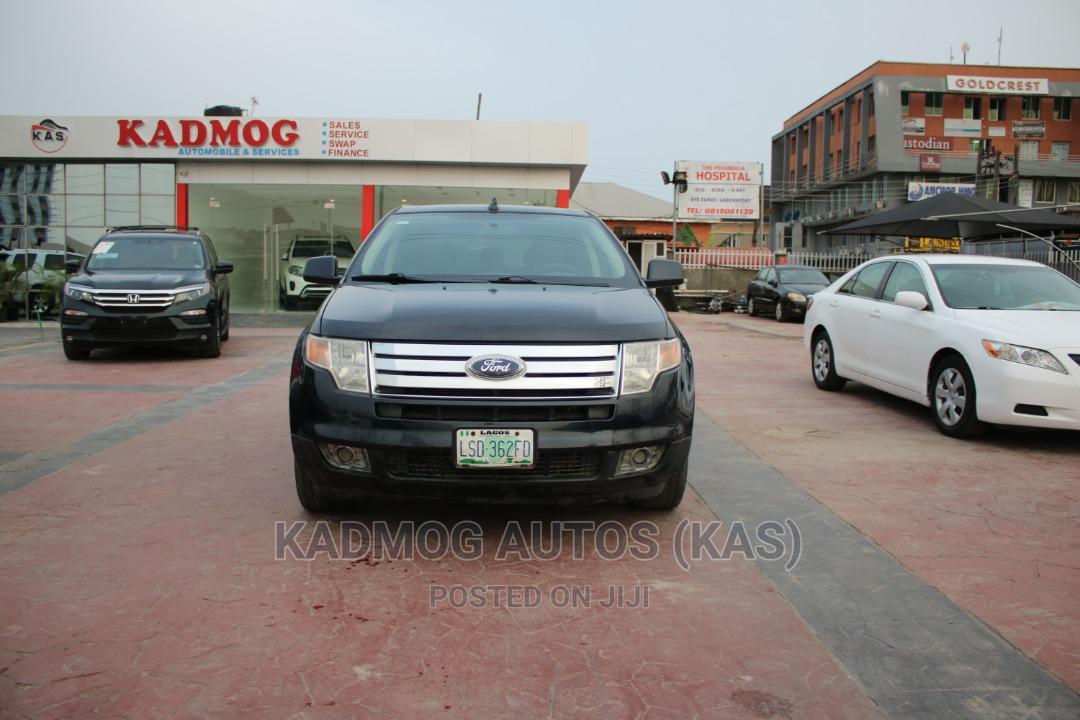 Ford Edge 2008 Black | Cars for sale in Lekki, Lagos State, Nigeria
