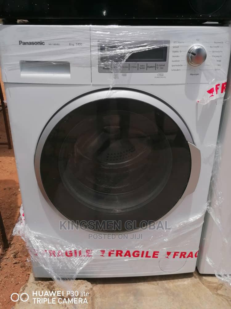 Panasonic 8kg Front Loader Automatic Washing Machine