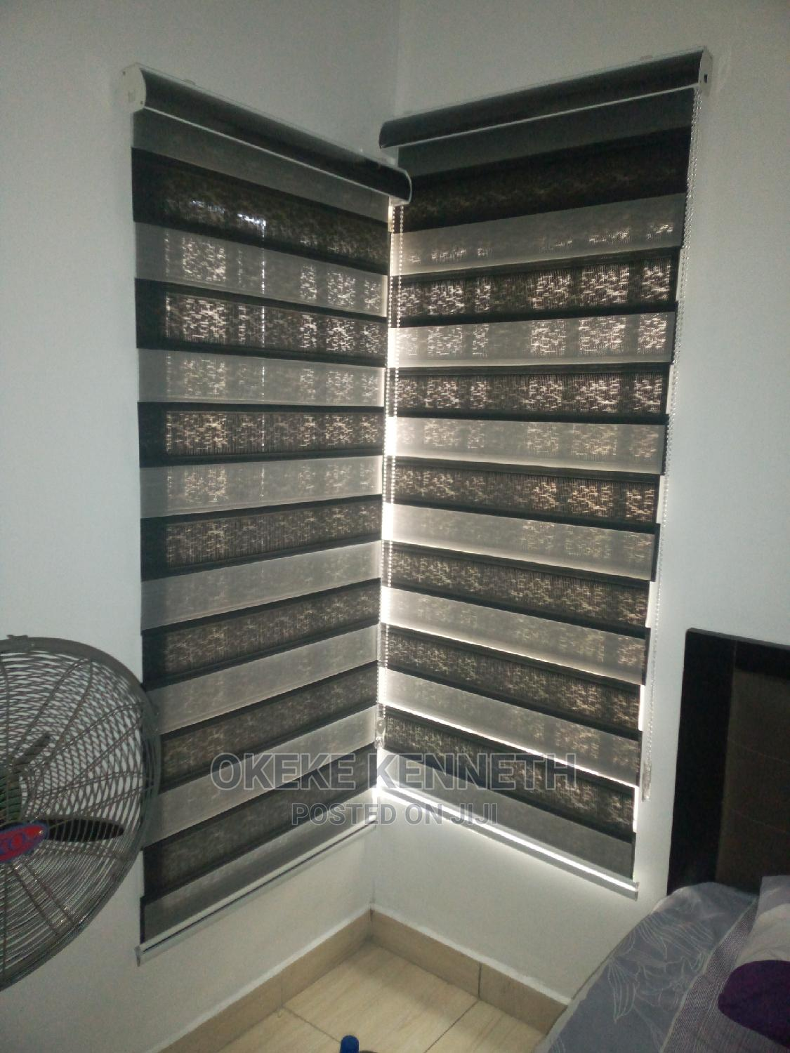 Lovely Window Blinds of Various Designs Available Cool Price | Home Accessories for sale in Ajah, Lagos State, Nigeria