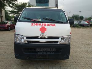 2012 Registered Toyota Hiace Ambulance   Buses & Microbuses for sale in Abuja (FCT) State, Central Business Dis