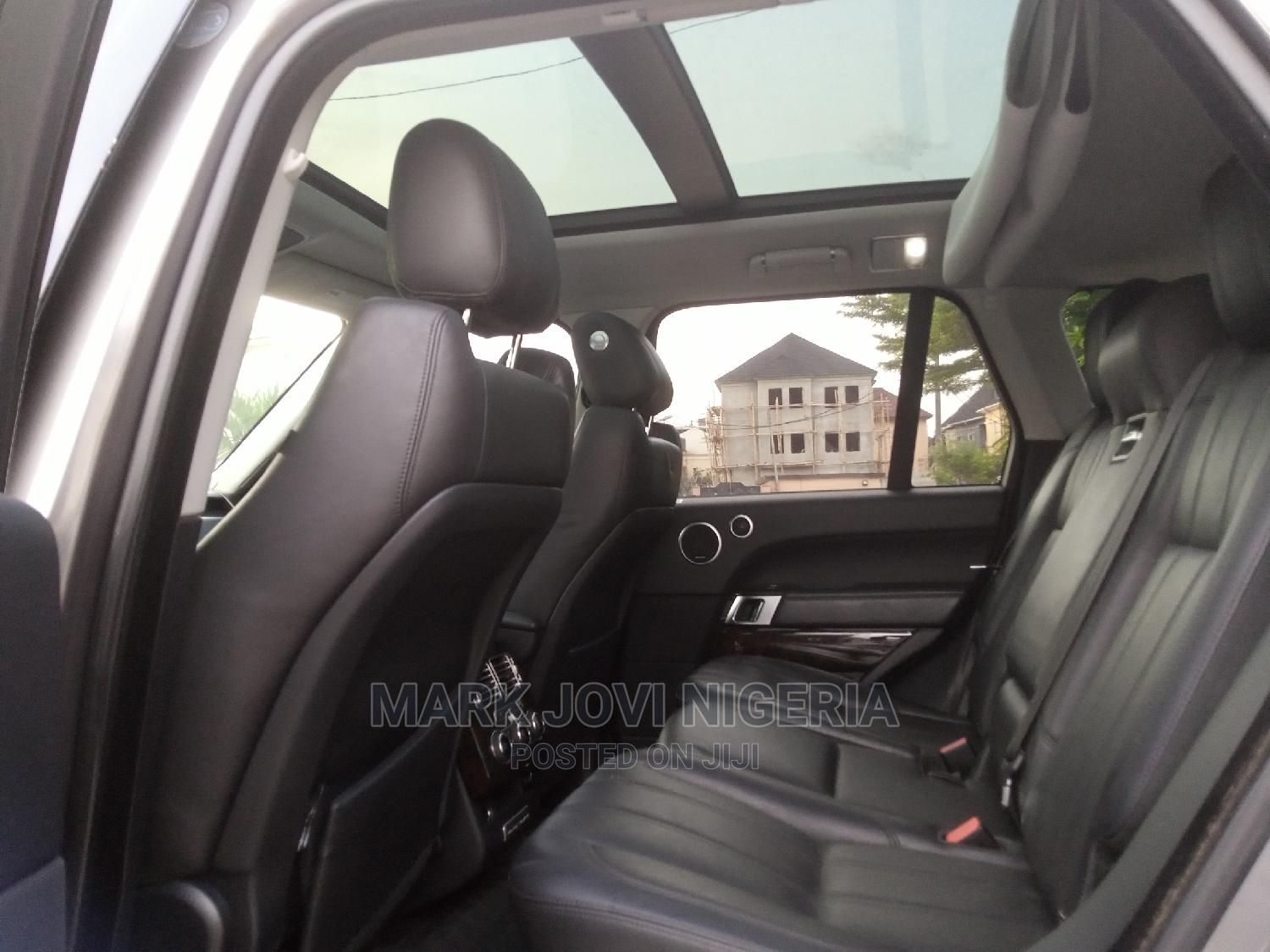 Land Rover Range Rover Vogue 2014 Gray | Cars for sale in Lekki, Lagos State, Nigeria