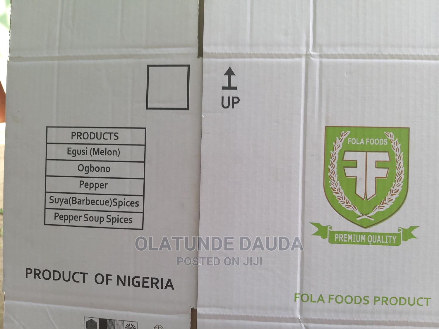 Corrugated and Light Package Boxes | Manufacturing Services for sale in Agege, Lagos State, Nigeria