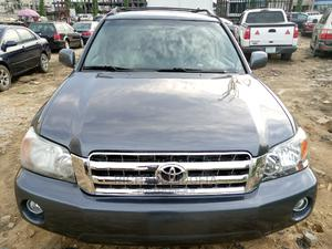 Toyota Highlander 2006 Limited V6 4x4 Gray | Cars for sale in Rivers State, Port-Harcourt