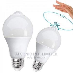 PIR Infrared Motion Detection Sensor Light Sensor LED Bulb L | Home Accessories for sale in Abuja (FCT) State, Wuse