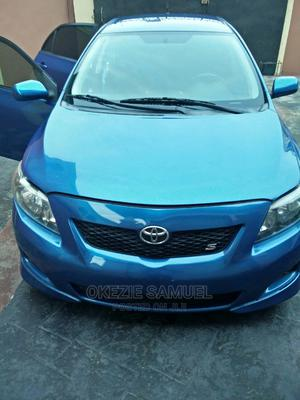 Toyota Corolla 2009 Blue | Cars for sale in Rivers State, Obio-Akpor