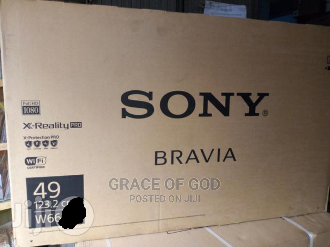 """49""""Sony Bravia LED Television 