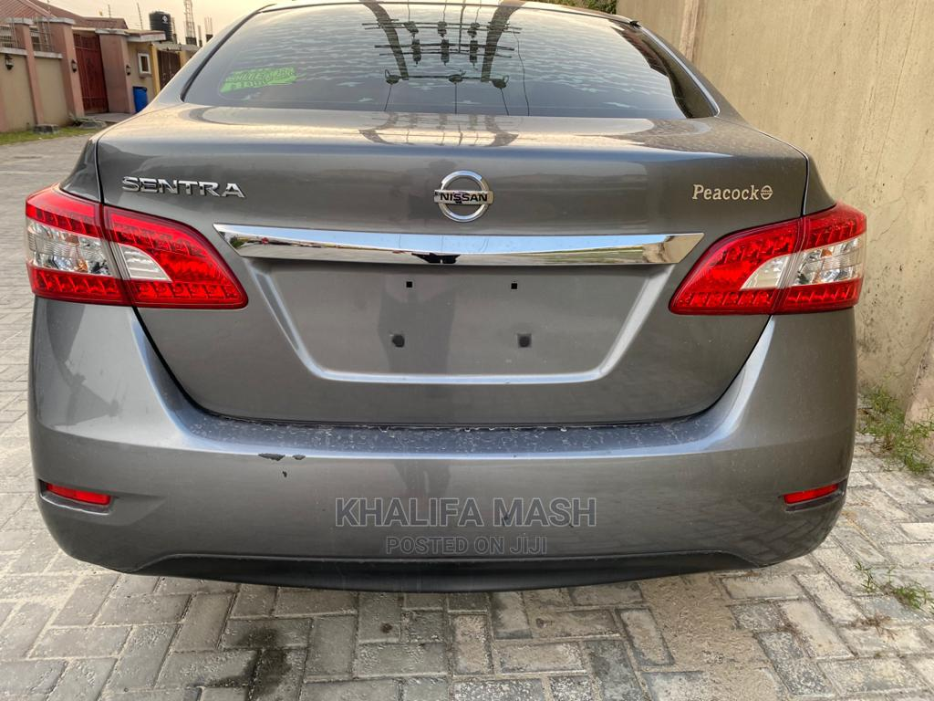 Nissan Sentra 2015 Gray   Cars for sale in Lekki, Lagos State, Nigeria