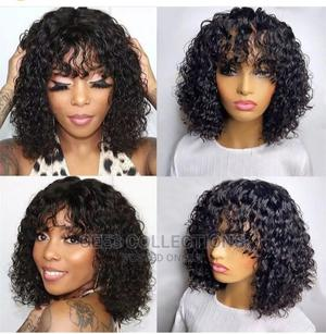 Fringe Curly Hair.   Hair Beauty for sale in Lagos State, Surulere