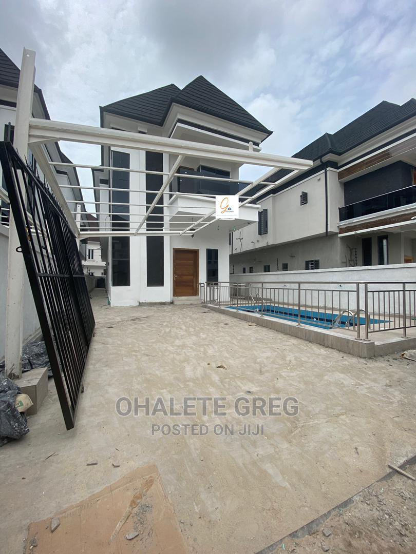 5 Bedrooms Detached Duplex With Bq at Cheron Drive Lekki | Houses & Apartments For Sale for sale in Lekki, Lagos State, Nigeria