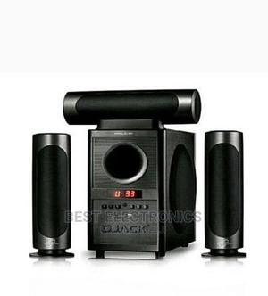 Djack 3.1ch Heavy Duty Bluetooth Home Theatre System   Audio & Music Equipment for sale in Abuja (FCT) State, Wuse