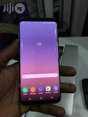 Samsung Galaxy S8 Plus 64 GB Blue | Mobile Phones for sale in Lagos State, Ojodu