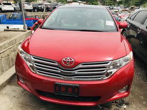 Toyota Venza 2010 V6 AWD Red   Cars for sale in Lagos State, Amuwo-Odofin