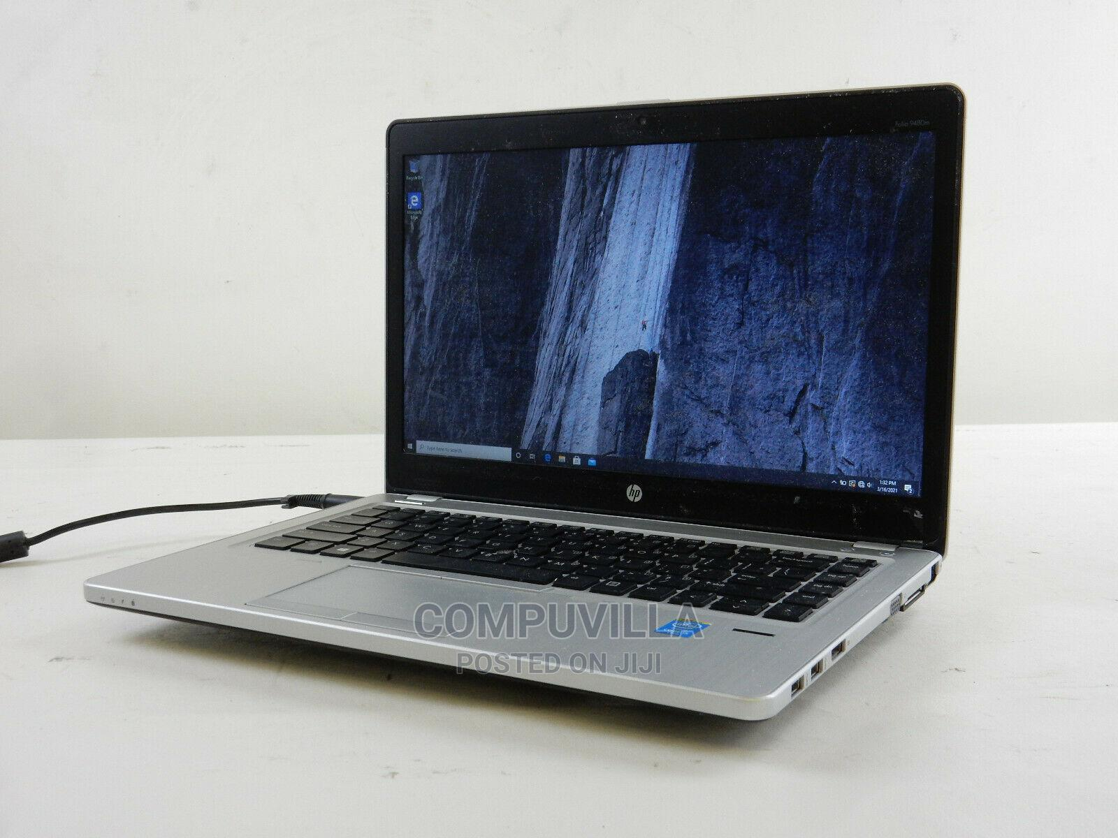 Laptop HP EliteBook Folio 9480M 8GB Intel Core I5 SSD 256GB