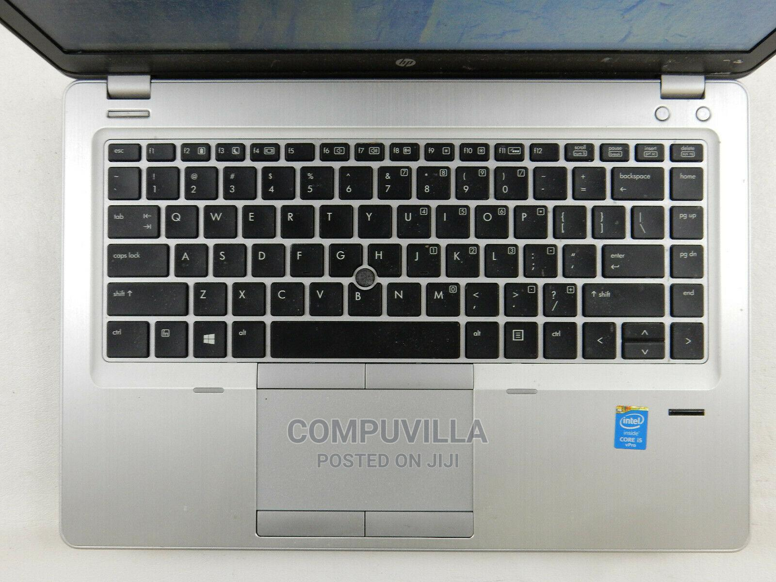 Laptop HP EliteBook Folio 9480M 8GB Intel Core I5 SSD 256GB | Laptops & Computers for sale in Enugu, Enugu State, Nigeria