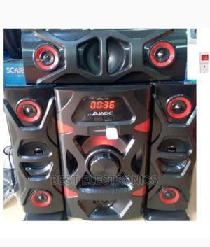 Djack Powerful 3.1 Bluetooth Hometheatre DJ 1403+FREE SURGE | Audio & Music Equipment for sale in Abuja (FCT) State, Wuse