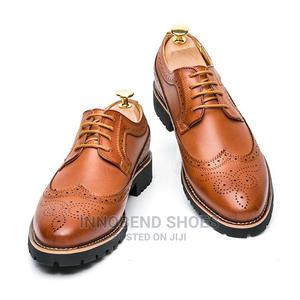 Men's Leather Business Shoes   Shoes for sale in Lagos State, Alimosho