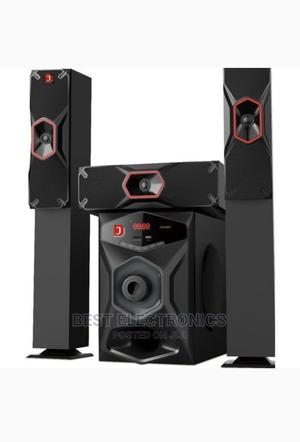 Djack Heavy Duty Bluetooth Home Theater System Dj 3031 Djack | Audio & Music Equipment for sale in Abuja (FCT) State, Apo District