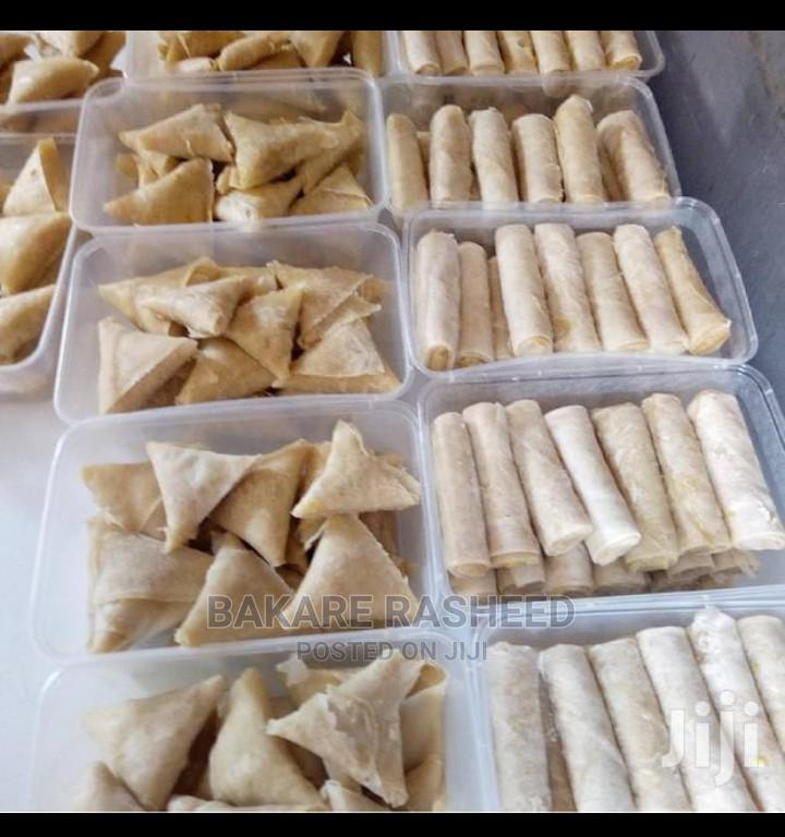 Freshly Made Small Chops   Meals & Drinks for sale in Agboyi/Ketu, Lagos State, Nigeria