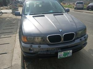 BMW X5 2005 3.0d Automatic Blue | Cars for sale in Rivers State, Port-Harcourt