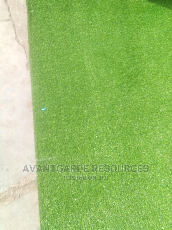 Green Grass Carpets at Surulere, Lagoss