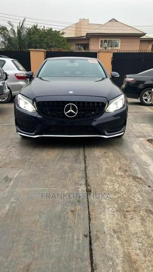 Mercedes-Benz C300 2015 Blue   Cars for sale in Lagos State, Ojota