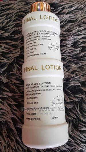 Final Lotion   Bath & Body for sale in Lagos State, Ikoyi