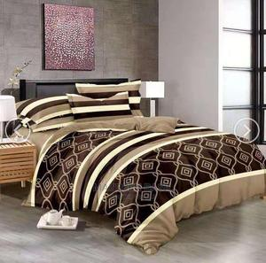 Chocolate Brown Duvet Set   Home Accessories for sale in Lagos State, Oshodi