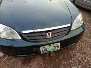 Honda Civic 2004 1.4i LS Green | Cars for sale in Abuja (FCT) State, Central Business Dis