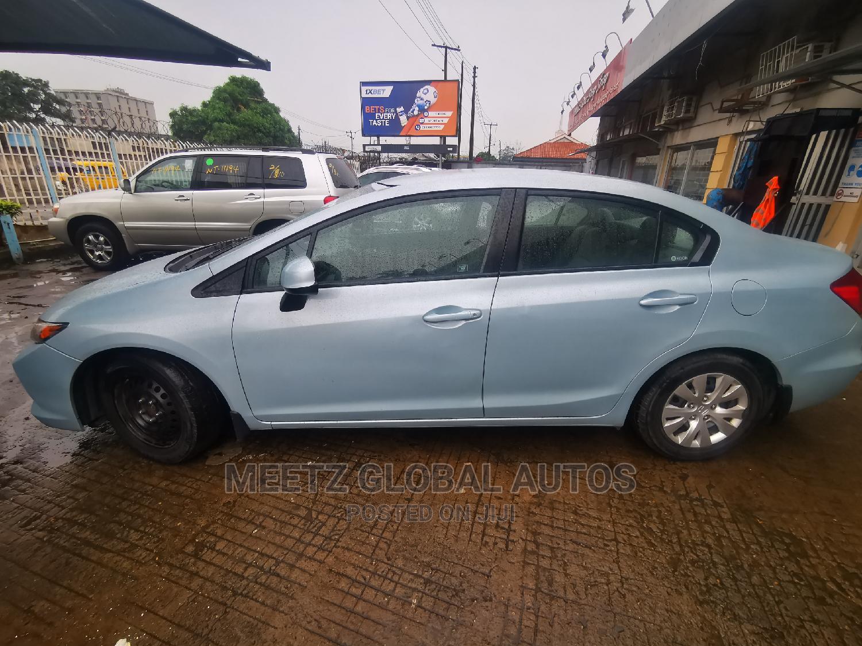 Honda Civic 2012 2.2 CDI 5 Door Blue | Cars for sale in Yaba, Lagos State, Nigeria