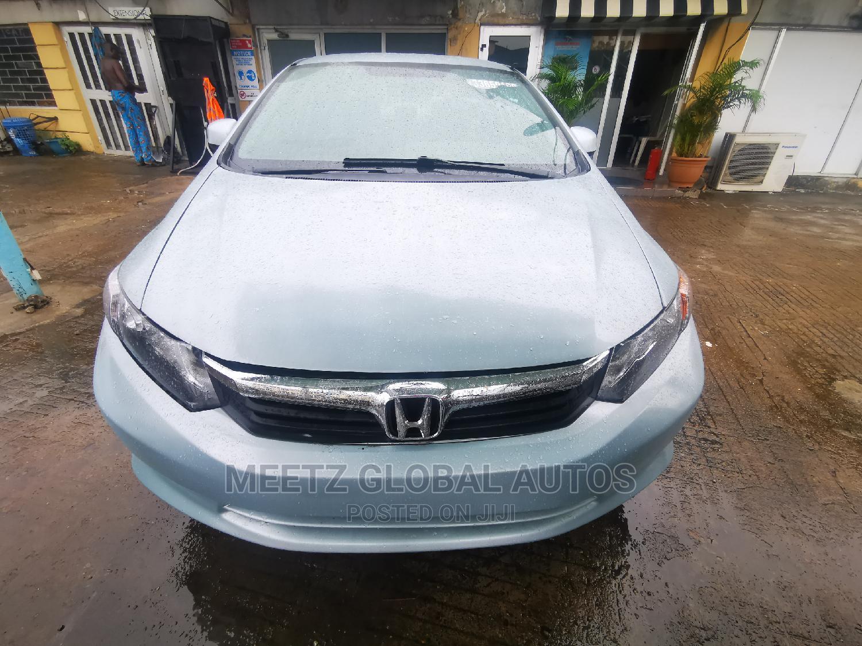 Honda Civic 2012 2.2 CDI 5 Door Blue