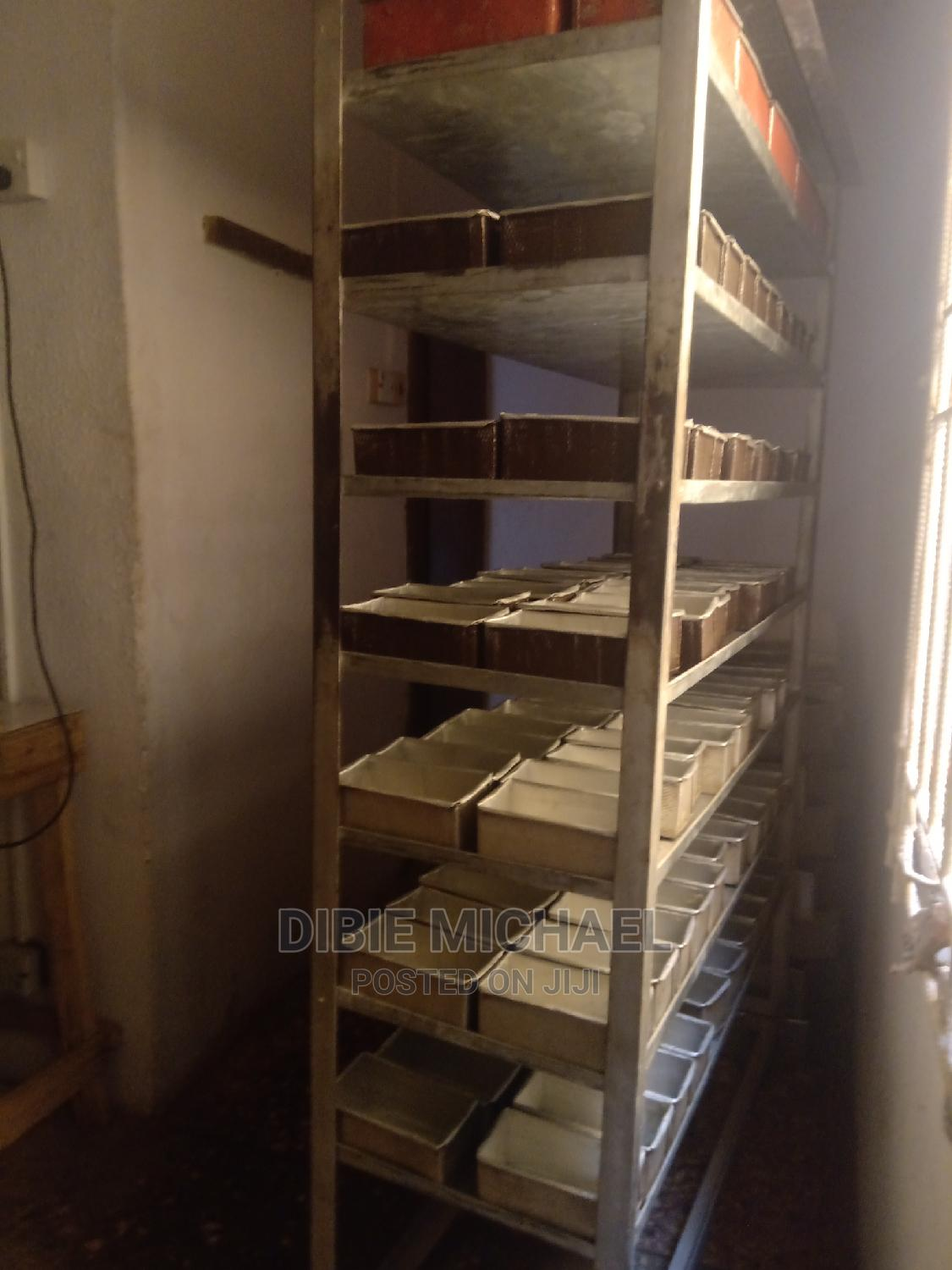 Archive: Fully Functional Bakery For Sale/Lease