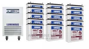Complete 10kva 180v Luminous Inverter System   Solar Energy for sale in Lagos State, Lekki