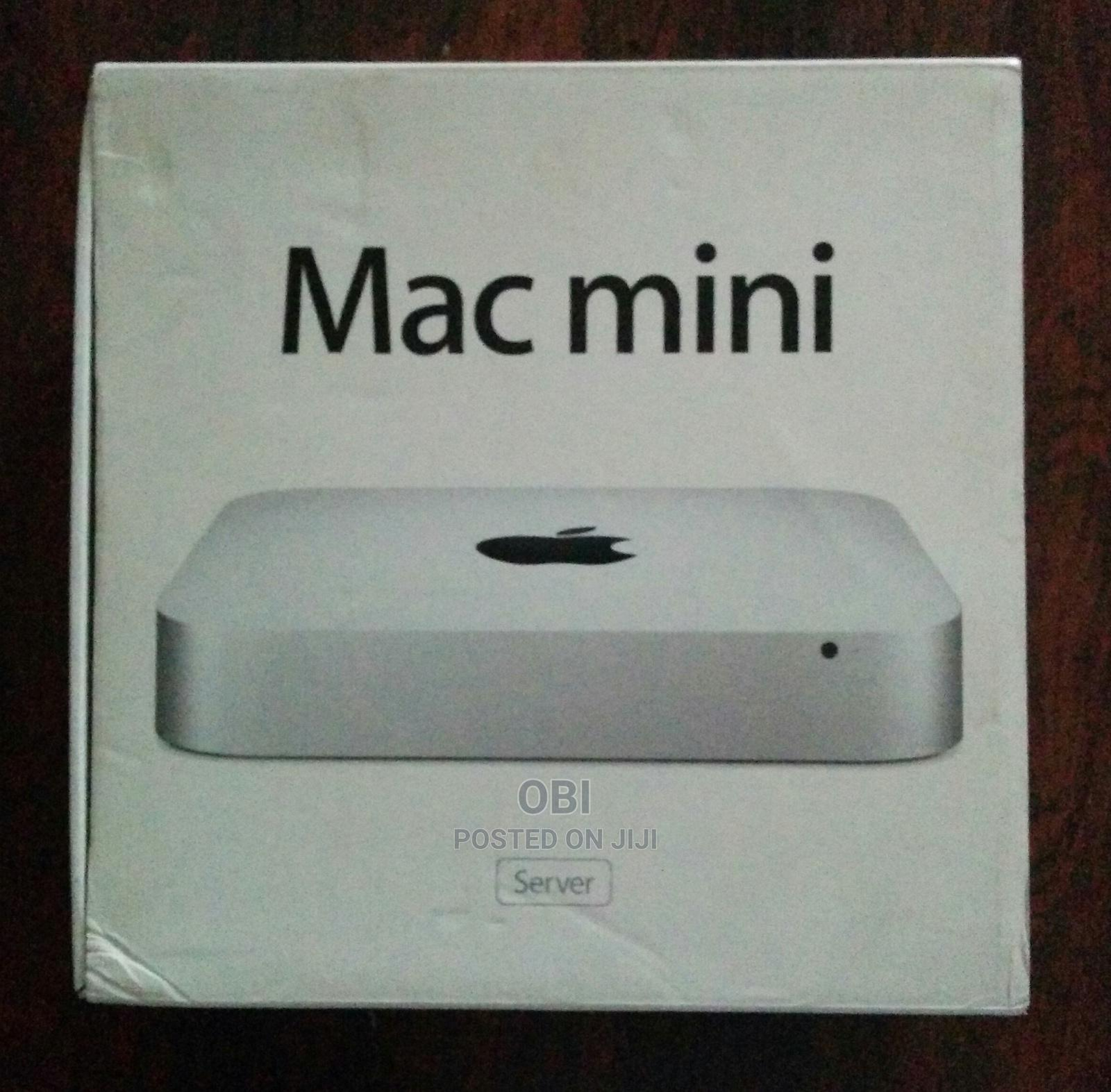 Archive: Desktop Computer Apple Mac Mini 16GB Intel Core I7 SSD 1T