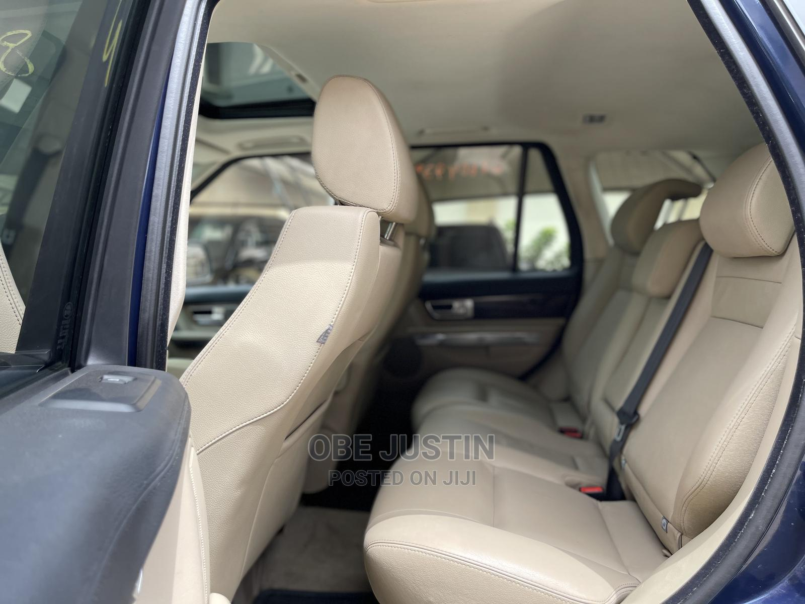 Land Rover Range Rover Sport 2012 HSE LUX Blue | Cars for sale in Garki 2, Abuja (FCT) State, Nigeria