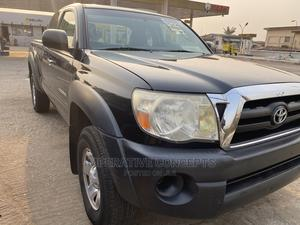 Toyota Tacoma 2008 Access Cab Black | Cars for sale in Lagos State, Ikeja