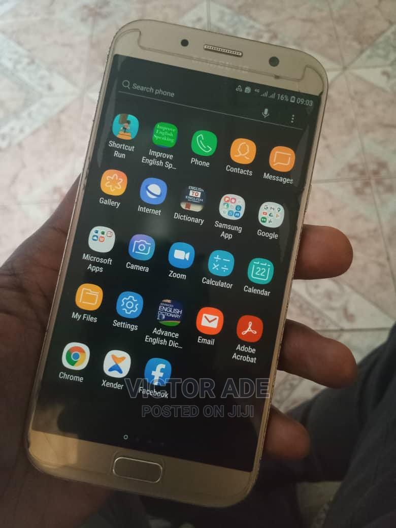 Samsung Galaxy A7 Duos 16 GB Gold
