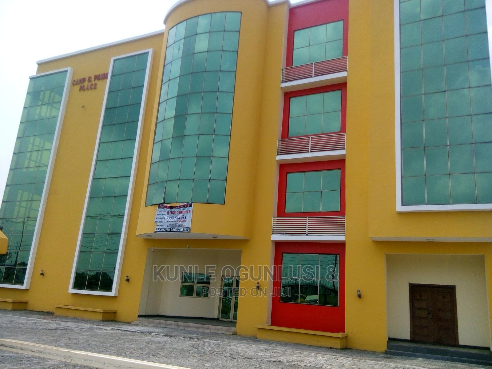 Open Plan Office Complex On 4 Floors + Pent House