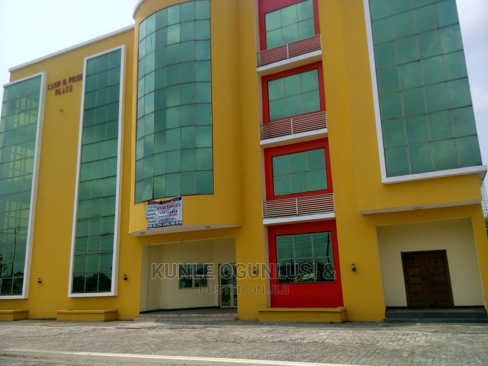 Open Plan Office Complex On 4 Floors + Pent House | Commercial Property For Sale for sale in Obio-Akpor, Rivers State, Nigeria