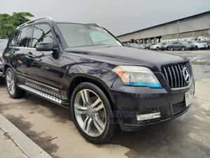 Mercedes-Benz GLK-Class 2012 350 4MATIC Blue | Cars for sale in Lagos State, Apapa