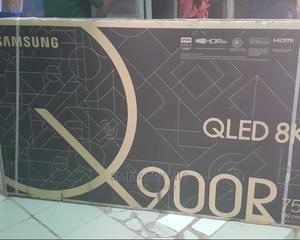 Samsung Qled 75 Iches 8k 900R | TV & DVD Equipment for sale in Lagos State, Ajah