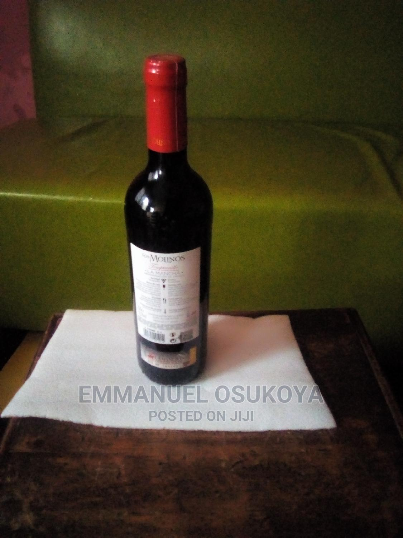 Archive: Los Molinos Spanish Red Wine