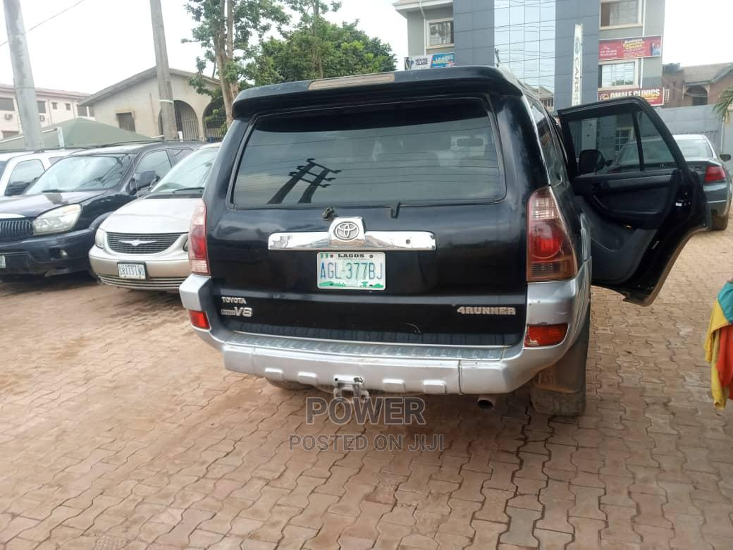 Toyota 4-Runner 2005 Black | Cars for sale in Ikorodu, Lagos State, Nigeria