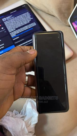 Samsung Galaxy Fold 5G 512GB Black | Mobile Phones for sale in Lagos State, Ikeja
