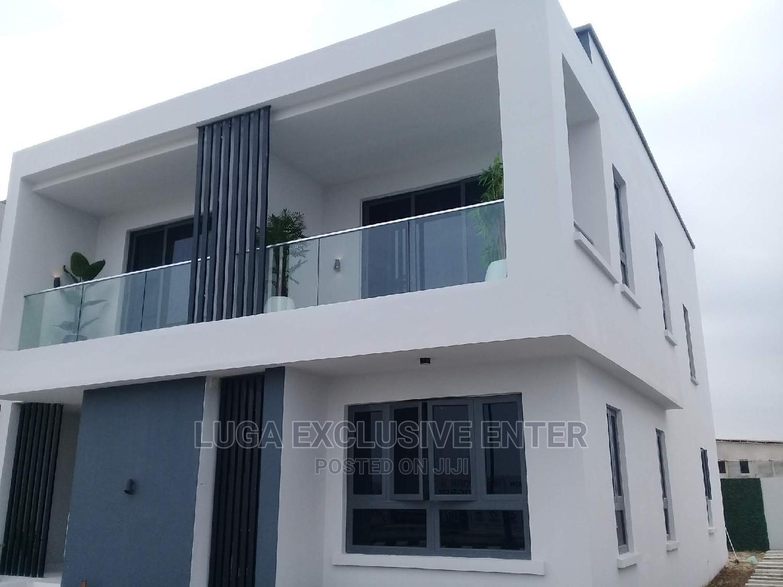 Furnished 3bdrm Duplex in Uban Prime Estate, Ajah for Sale