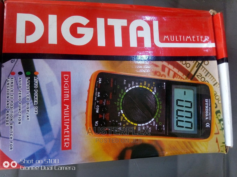 Digital Multimeter | Measuring & Layout Tools for sale in Lagos Island (Eko), Lagos State, Nigeria