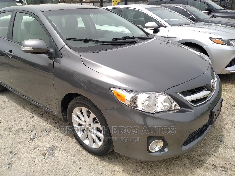 Toyota Corolla 2011 Gray | Cars for sale in Lekki, Lagos State, Nigeria