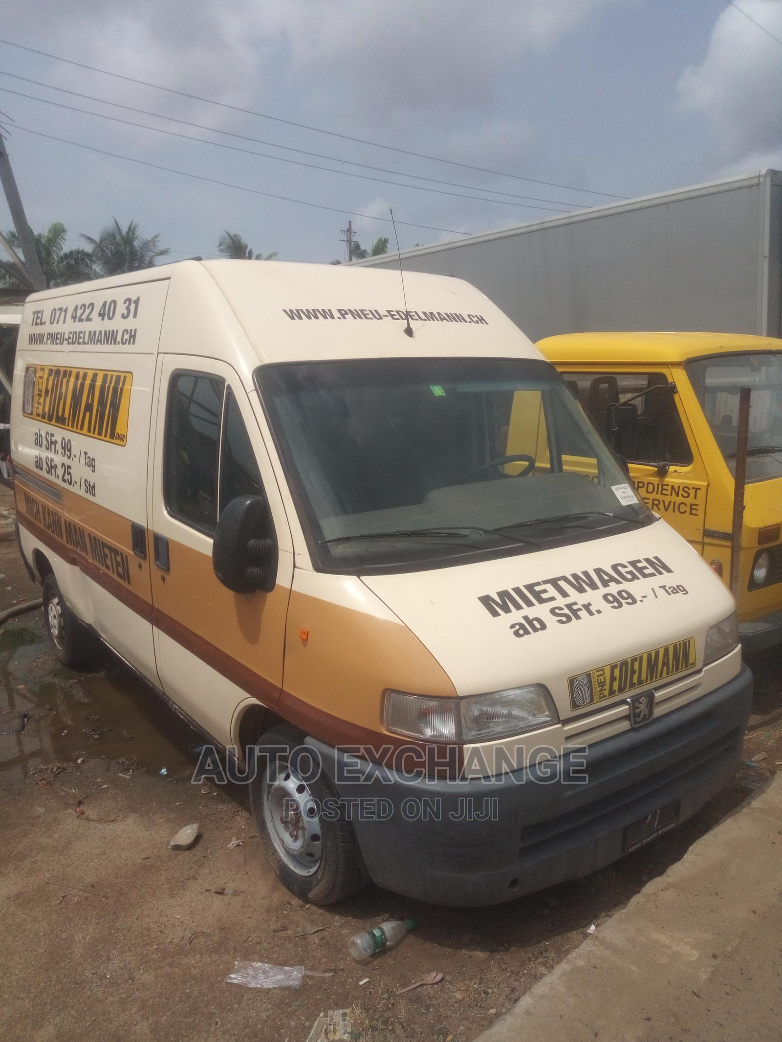 Peugeot Boxer Bus For Business | Buses & Microbuses for sale in Ojo, Lagos State, Nigeria