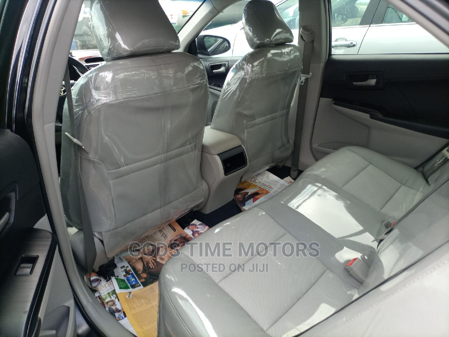 Toyota Camry 2014 Black   Cars for sale in Apapa, Lagos State, Nigeria