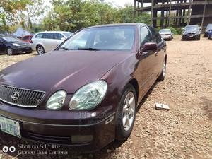Lexus GS 2005 Brown | Cars for sale in Abuja (FCT) State, Central Business Dis